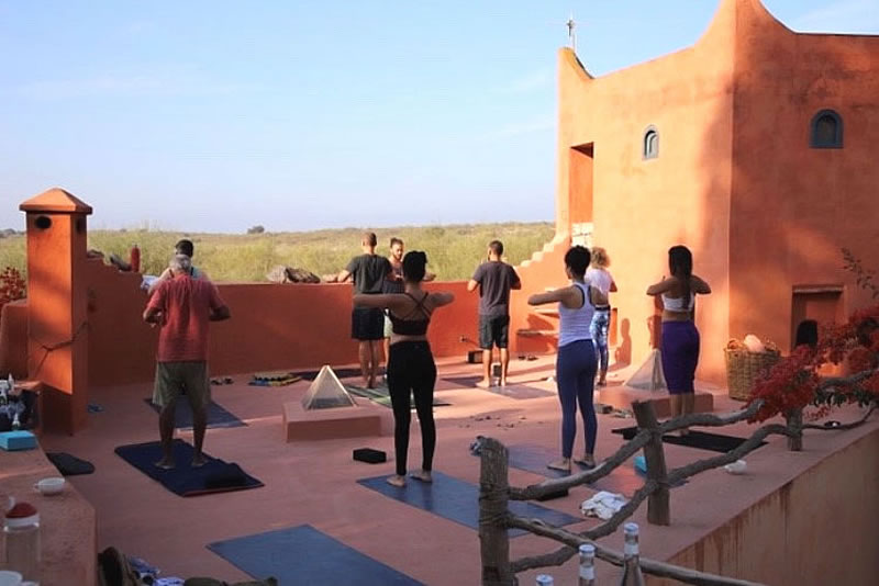 Yoga Retreats Hastings & St Leonards